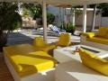 Overdekt lounge terras-a